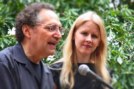 Gordon Quinn and Justine Nagan