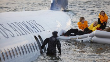 USA - Disaster - US Airways Jet Crashes in Hudson River