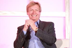 Executive producer Nigel Lythgoe at Realscreen West 2016