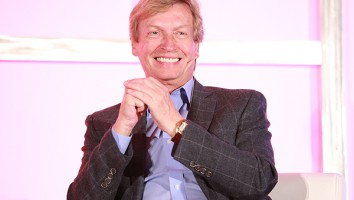 Executive producer Nigel Lythgoe at Realscreen West 2016