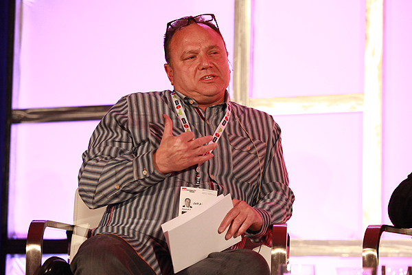 """Upping the Game: Revitalizing Competition Formats"" moderator Jeff Apploff of Apploff Entertainment"
