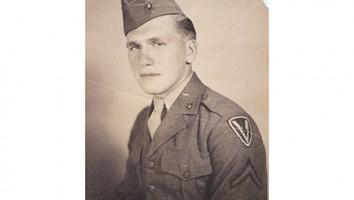 The Unknown Flag Raiser of Iwo Jima