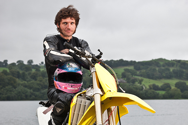 Guy Martin Speed  North One TV ALL3MEDIA