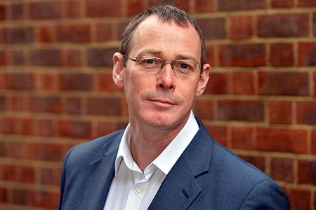 Pact UK chief executive John McVay