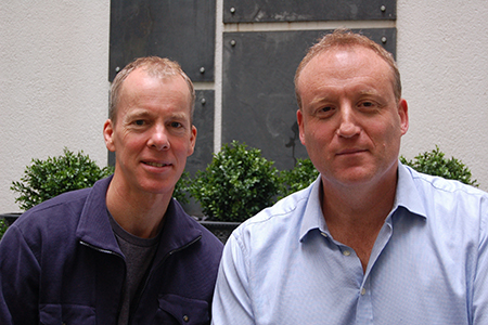 Mat Steiner and Adam Wood - Photo