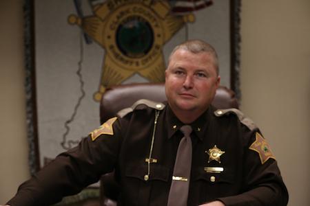 Sheriff Jamey Noel