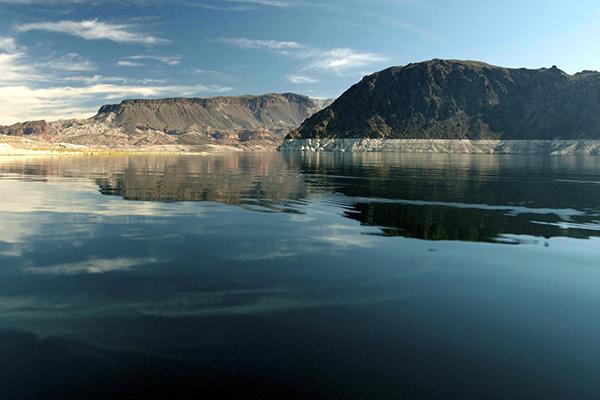Lake Mead.