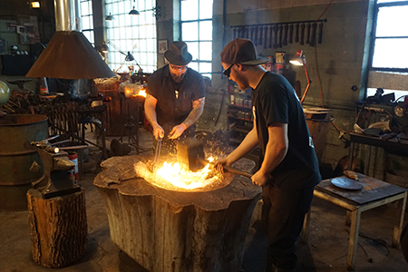 Milwaukee Blacksmith
