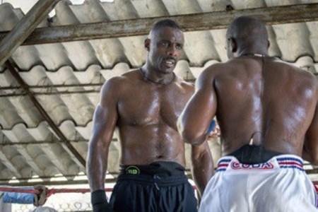 Idris Elba: Fighter