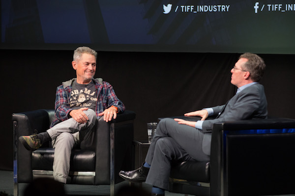 Jonathan Demme TIFF Doc Conference