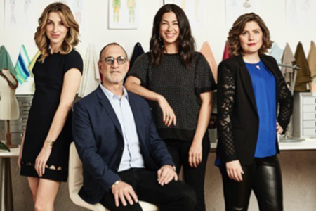 Project Runway Fashion Startup