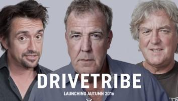 Drivetribe Jeremy Clarkson
