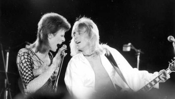 Beside Bowie The Mick Ronson Story
