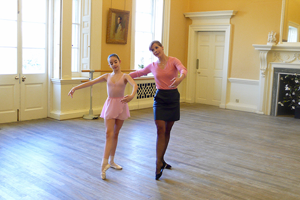 Darcey Royal Ballet School 4