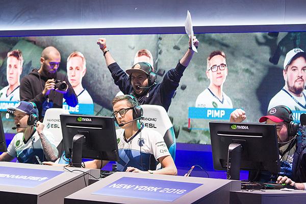 Gamer Gods Team Liquid