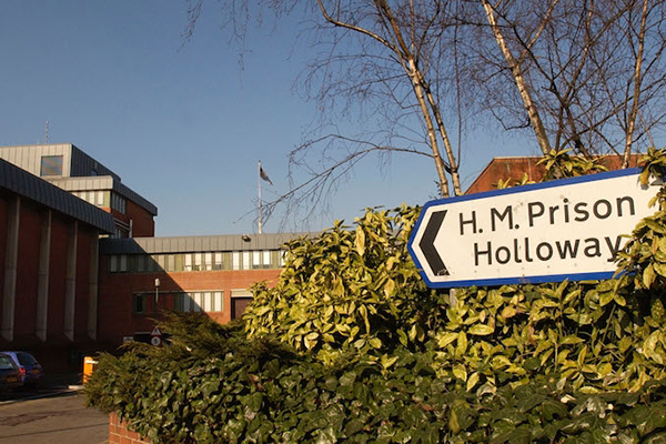 Holloway Women Behind Bars