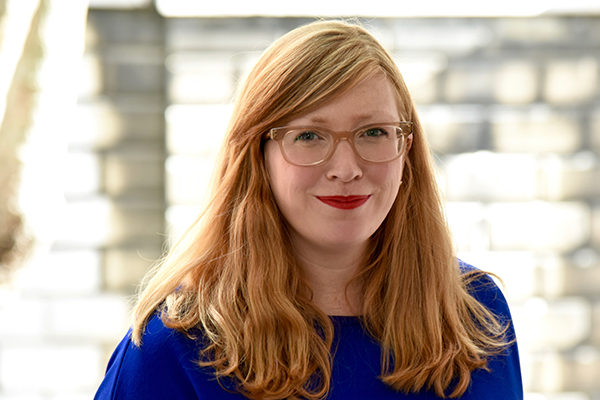 Cat Lawson, creative director Glitterbox