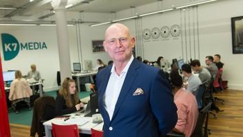 Gary Carter, K7 Media Non-Exec Director 1