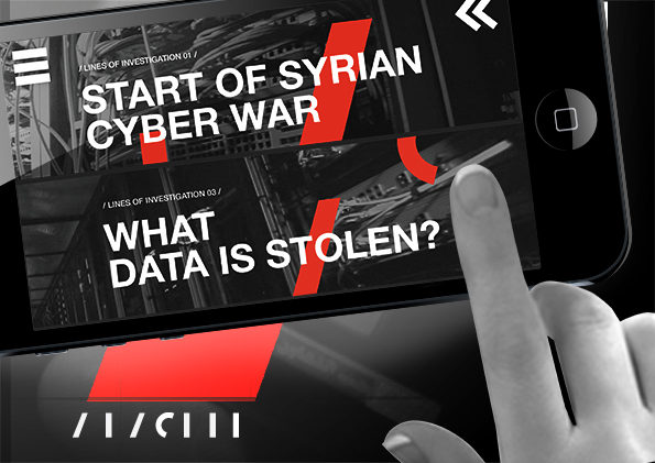 HACKED Al Jazeera Graphic Image