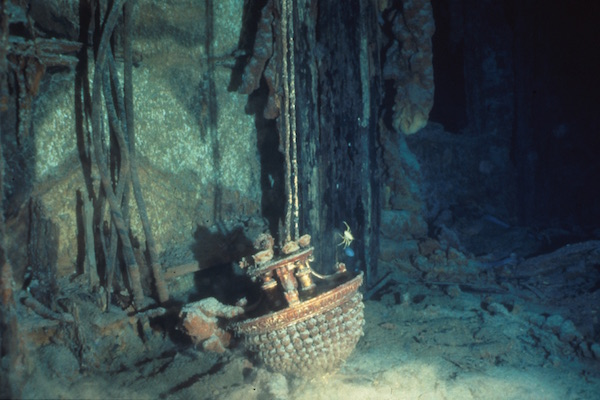 Titanic Stories From the Deep