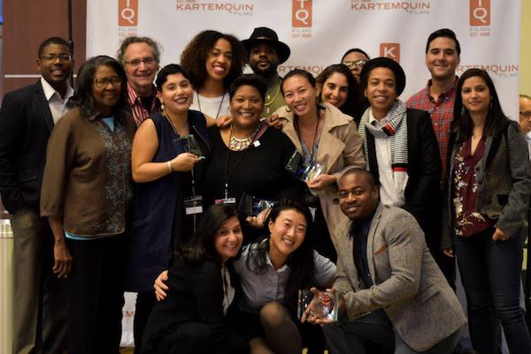 Diverse Voices in Docs 2016 class