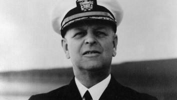 Captain Husband E. Kimmel, USN