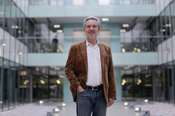 Tom Mockridge, Chief executive, Virgin Media.