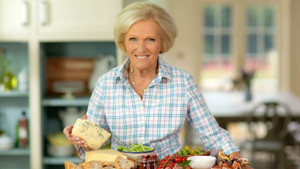 Mary Berry latest