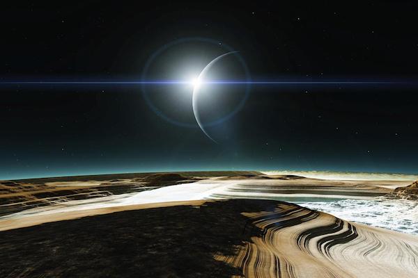 Destination Pluto