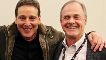 David Garfinkle and John Ford