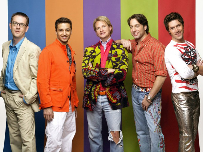 Queer Eye for the Straight Guy