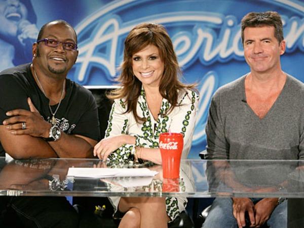Americal Idol 1-8