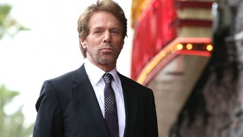 Jerry Bruckheimer Honored With Star On The Hollywood Walk Of Fame