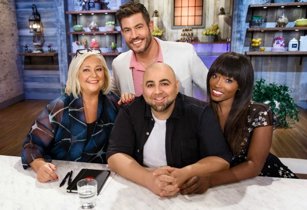 Food Network Cake Competition Shows