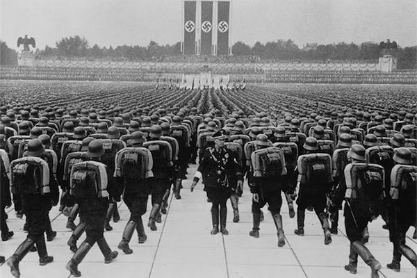 Supernatural Nazis