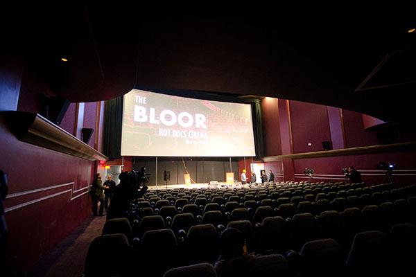 Hot Docs Cinema