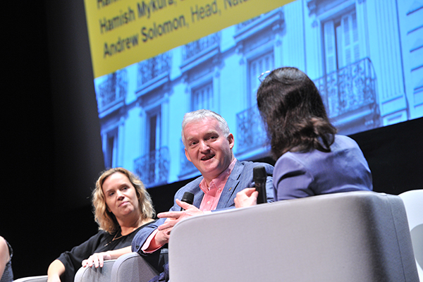 MIPDOC 2017 - CONFERENCES - VIEW FROM THE TOP: WHAT DO BUYERS AND COMMISSIONERS WANT