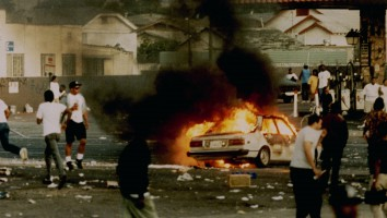 Los Angeles Riots 10th Anniversary