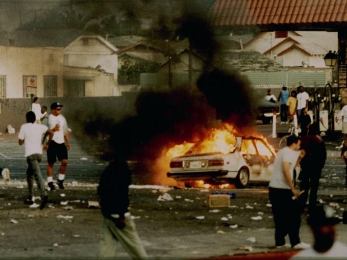 Los Angeles Riots 10th Anniversary