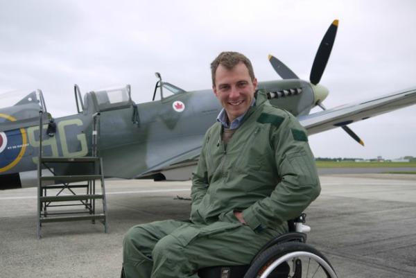 Flying high with Arthur Williams