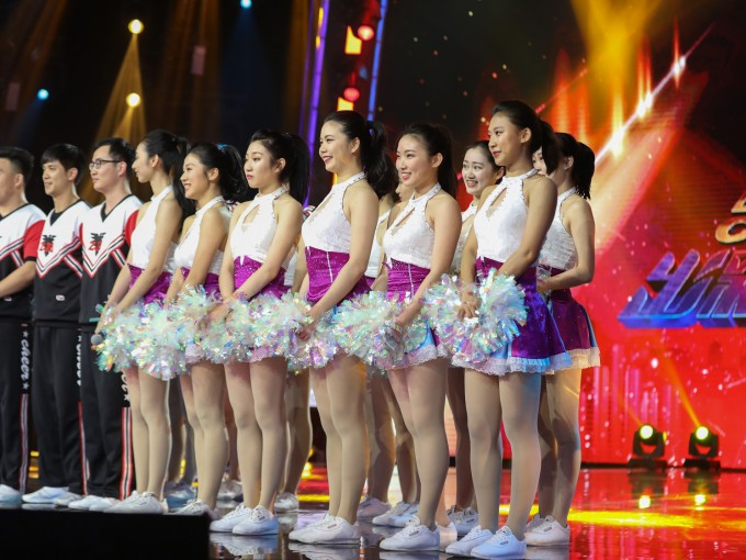 Brilliant Chinese contestants