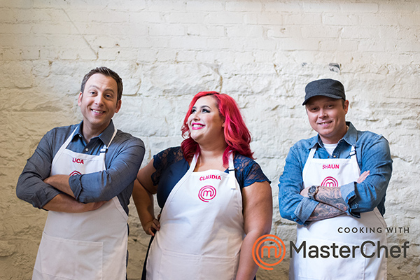 Cooking With MasterChef Group