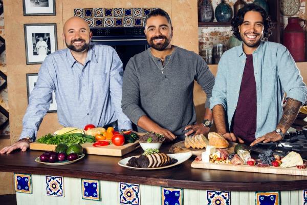 The Latin Kitchen