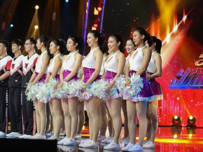 Brilliant Chinese contestants