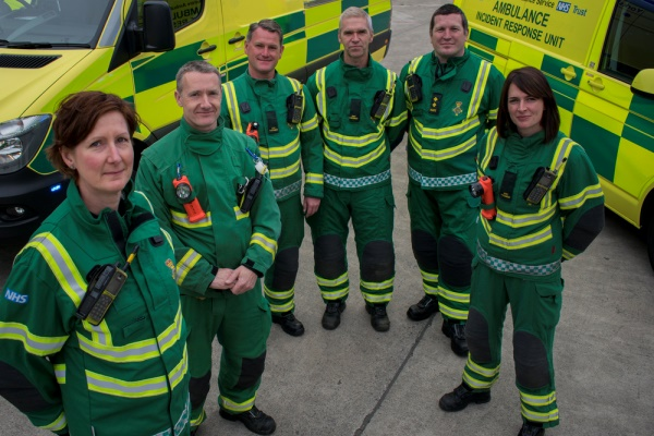 NHS Rescue Squad