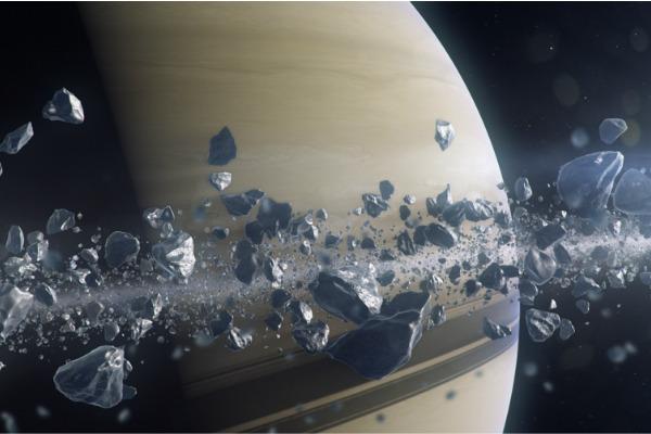 Misson Saturn
