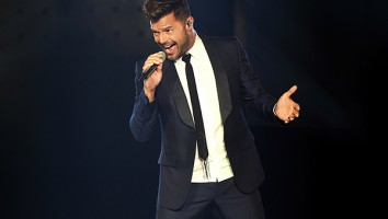 Ricky Martin Tour Opener At Axis At Planet Hollywood