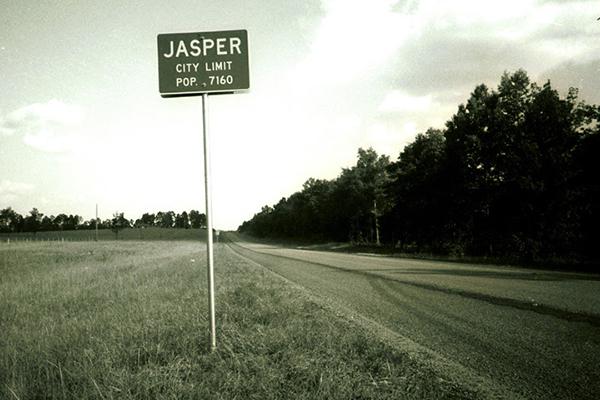 Jasper, Texas.