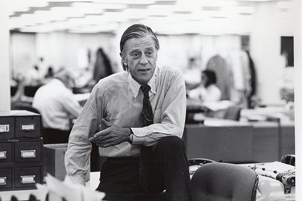 The Newspaperman The Life And Times Of Ben Bradlee