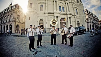 Photo courtesy of New Orleans Convention and Visitors Bureau